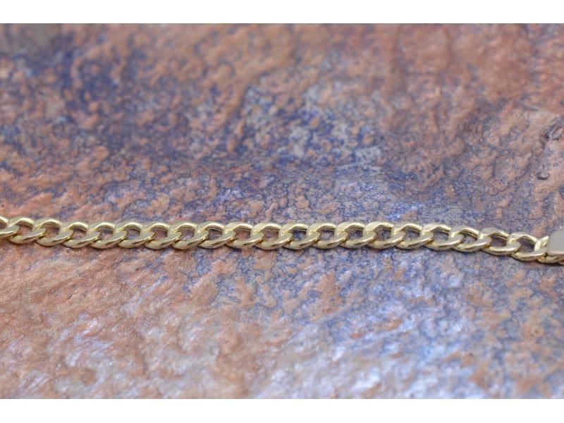 Bratara aur 14 K cu placuta bijuterii pentru copii