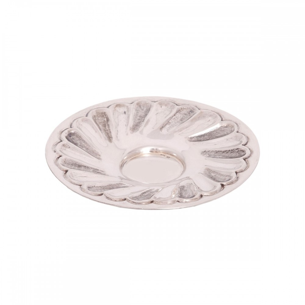Bomboniera argint masiv-farfurioara