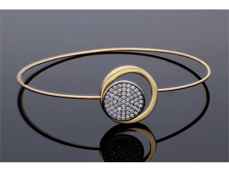 Bratara fixa aur 14k bijuterii online