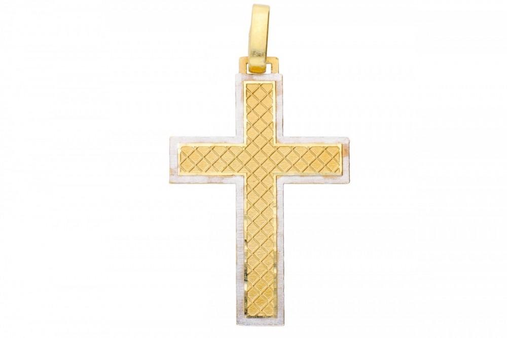 Cruce aur 14K bijuterii cadou