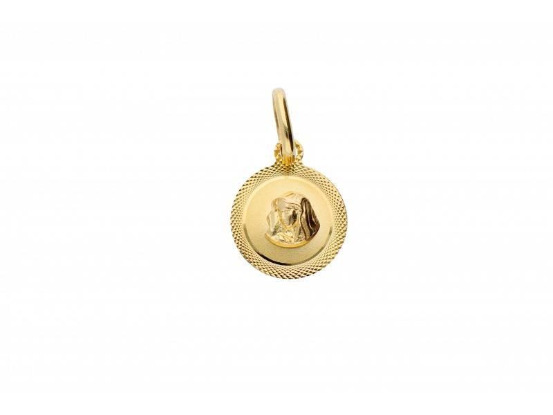 Iconita din aur 14k