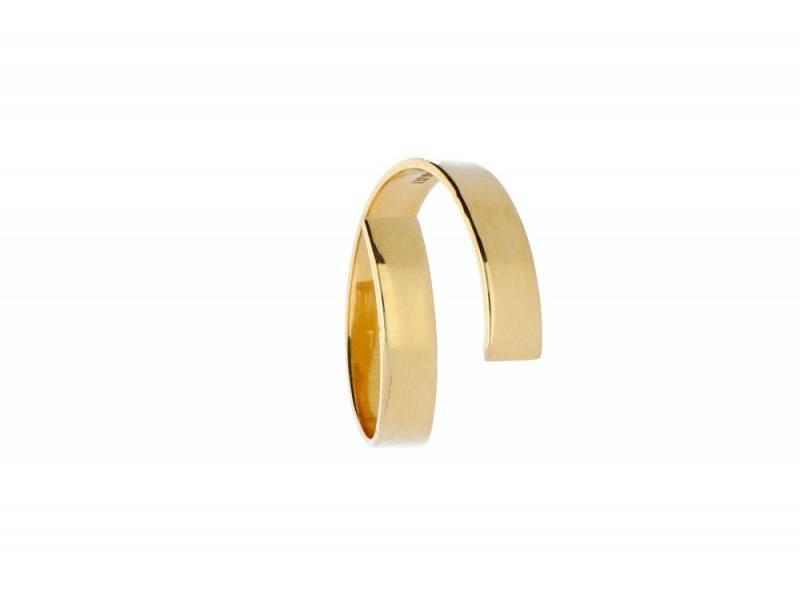 Inel aur 14K design minimalist