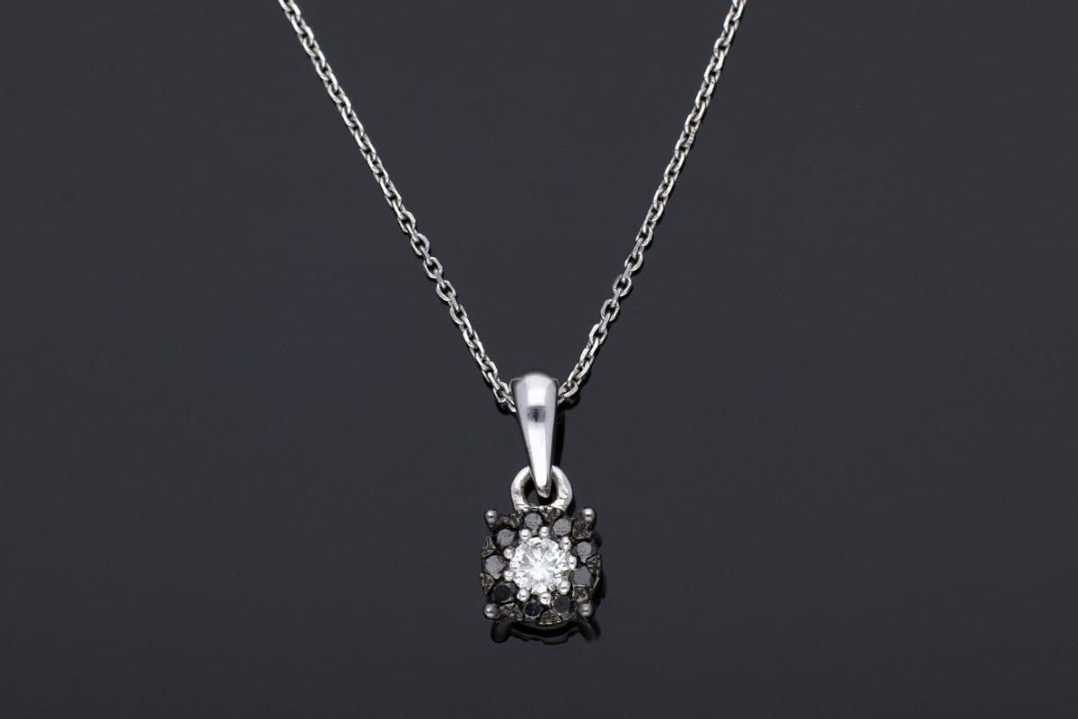 Lant cu pandant aur 18k cadouri bijuterii cu diamante